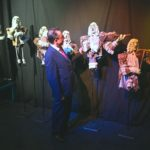 Gianni Pittella e le maschere della commedia dell'arte italiana
